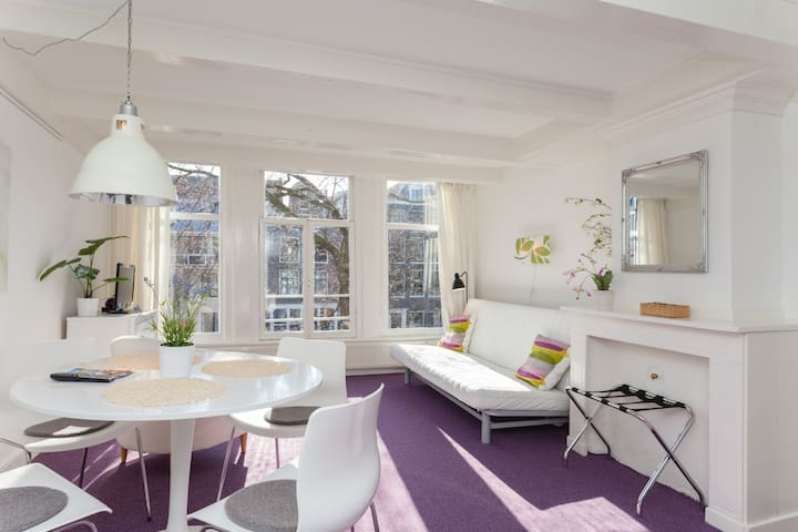 Classic Canal Residence 2 - Amsterdam - Apartemen