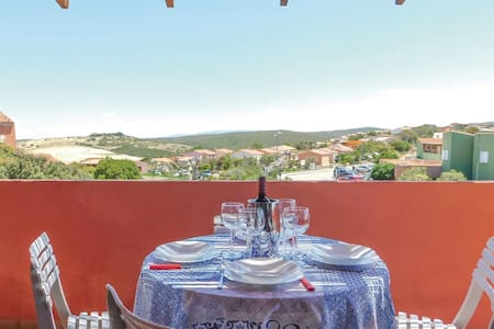 Holiday apartment with 1 bedroom on 38m² in Torre dei Corsari