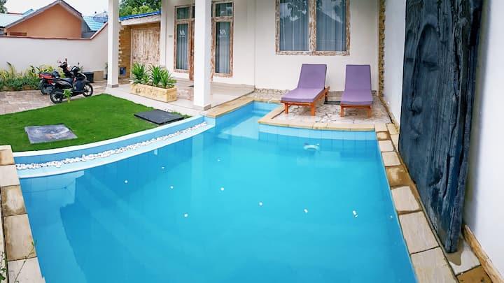 Villa Amidala - Waingapu (Family room)