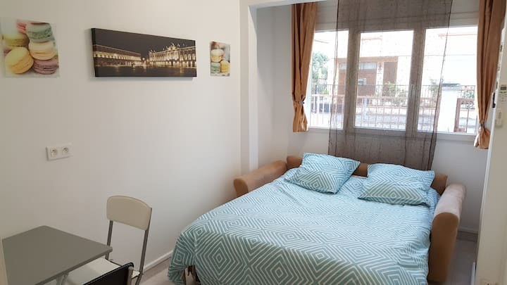 Small and efficient appartment in Toulouse