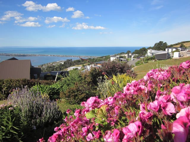 Bluewater View, Mount Pleasant, Christchurch - Christchurch - Daire