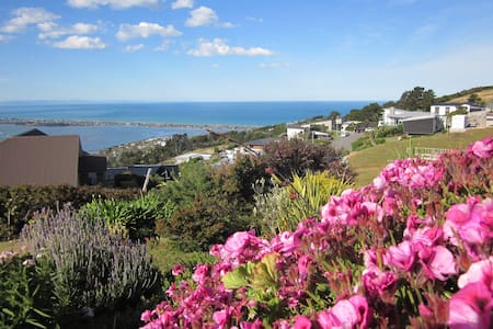 Bluewater View, Mount Pleasant, Christchurch - Christchurch - Huoneisto