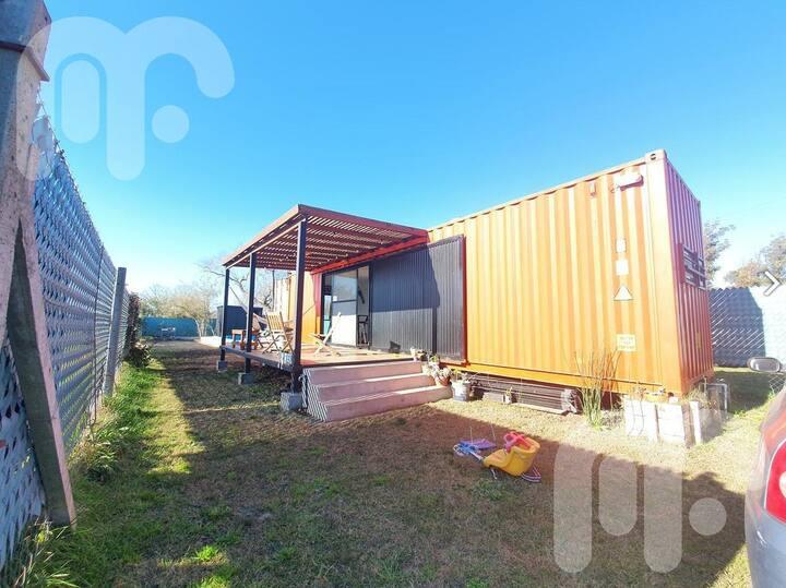 Casa Container en Parque Sicardi