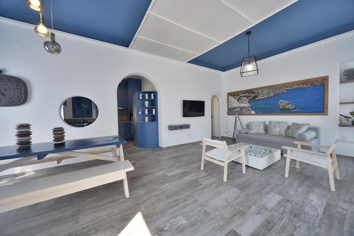 Kaerati Apartments - Sea View Apartment - Katapola - Apartment