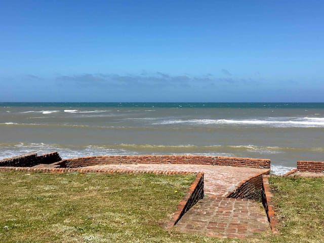 Blancanieves, Casa de Mar - Mar del Sur