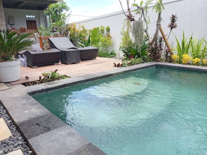 Lotus House |  Keramas Oceanview Guest House
