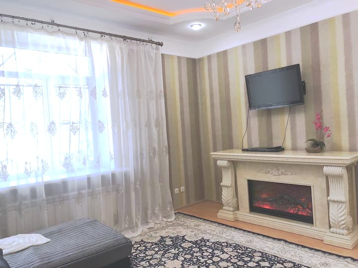 3 bedroom apartment in the city center