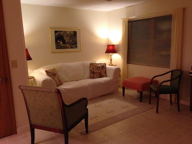 Quiet Apartment in Blue Ridge Mts - Boone - Apartemen