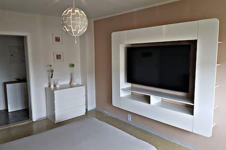 Gemütliche Wohnung mit Küche&Bad nähe Elbe-Radweg