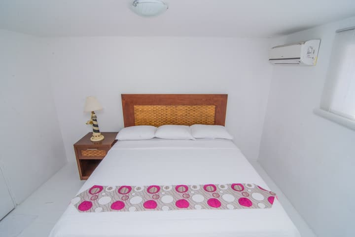 JackMar is a full equip apartment for 2 +pool.
