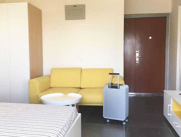 简单的家(整套一居室)|北京4号线地铁附近公寓