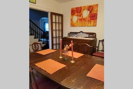 Finger Lakes - Shared House (2 bedrooms) - Dům