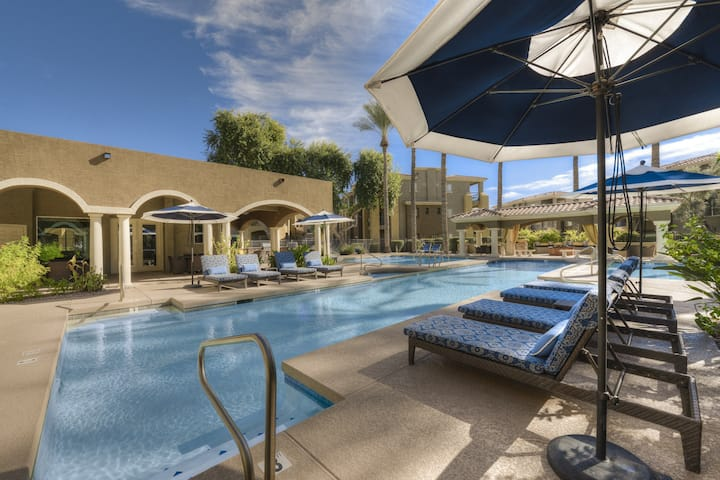 10 Bedroom / 8 Bathroom Condos at TPC Scottsdale