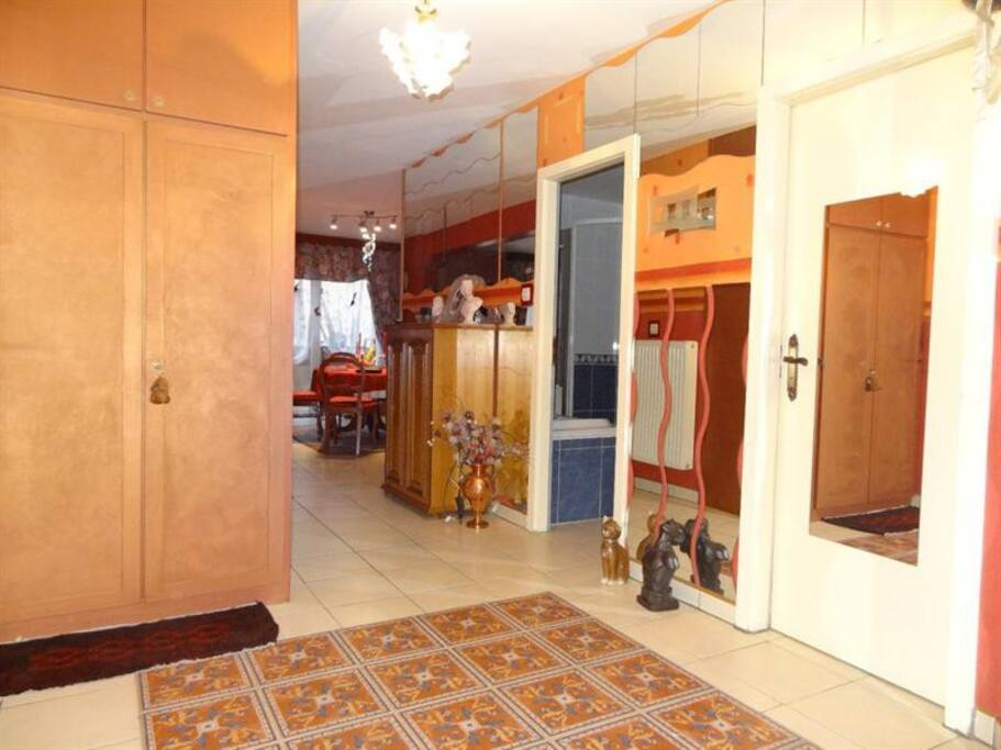 H tes chez l 39 habitant strasbourg sud chambres d 39 h tes - Location chambre chez l habitant strasbourg ...