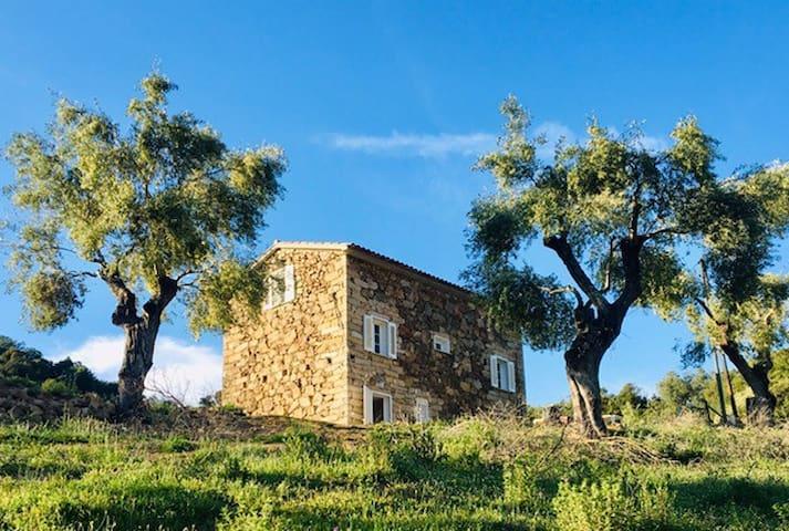 Agritourisme - Maison en pierre