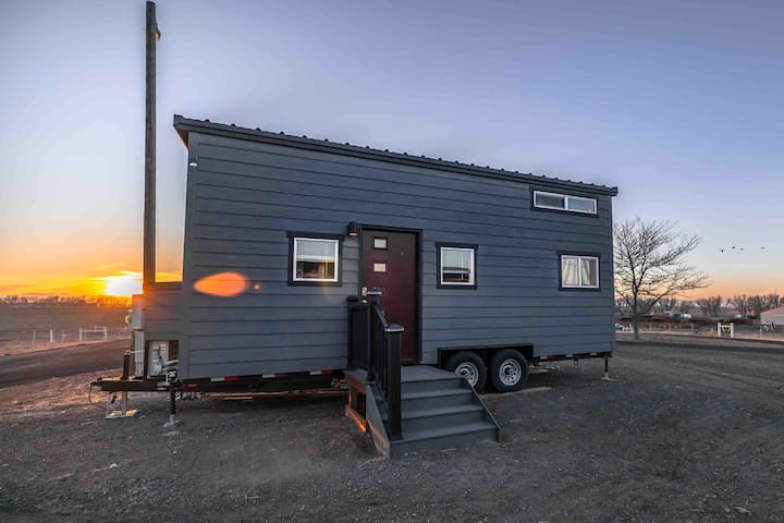 Tiny Home on Colorado Horse Ranch