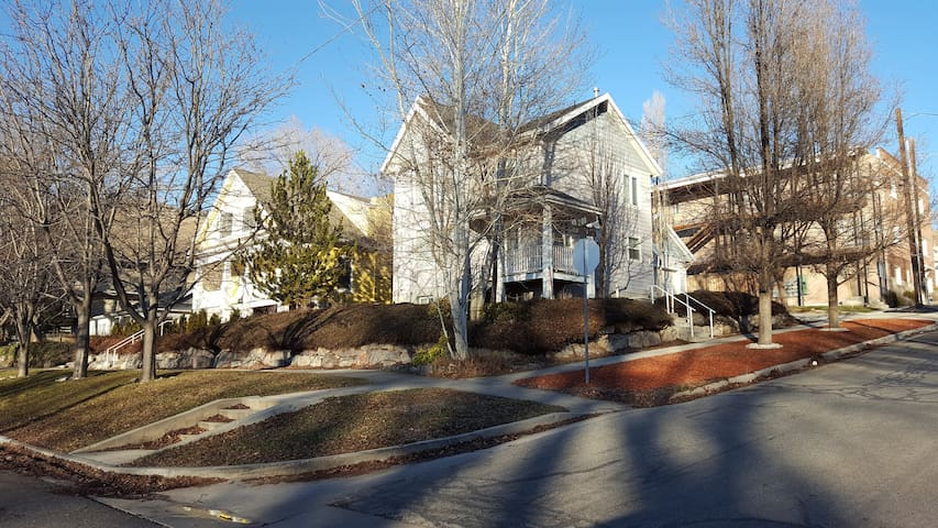 Downtown Salt Lake - 10 min or less from airport - Salt Lake City - House