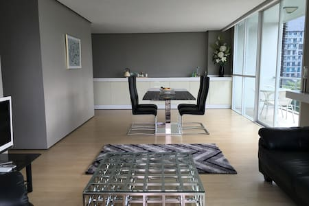 Luxury central modern apartment