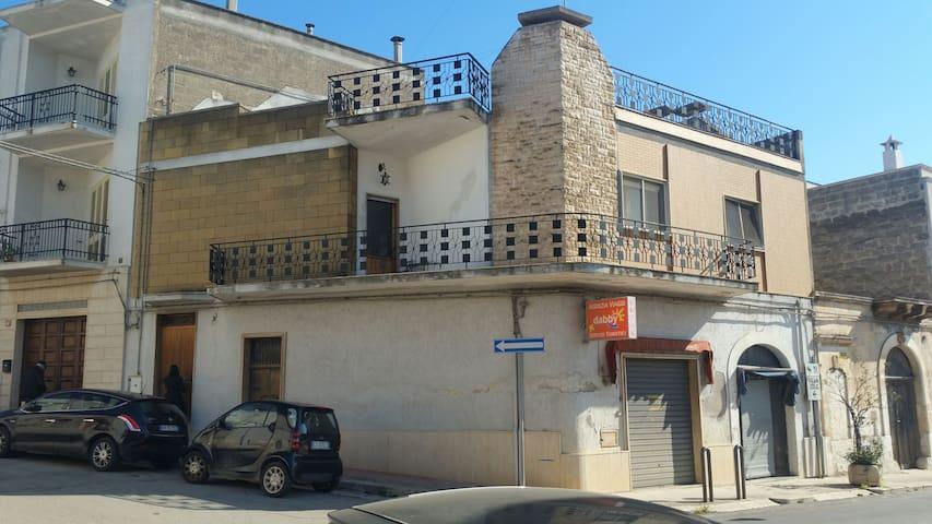 Casa accogliente anni  '70 - Carovigno