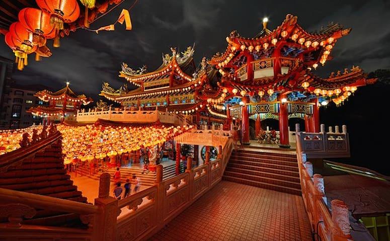 Sightseeing - Tien Hou Temple