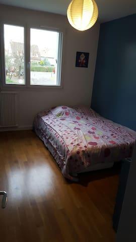 Chambre proche de Paris - Houilles - Apartemen