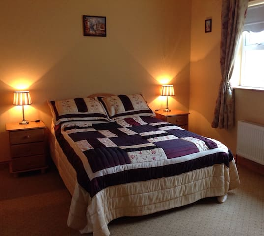Cosy 1 double bed apartment
