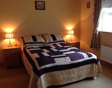 Cosy 1 double bed apartment - Ennis - Apartamento
