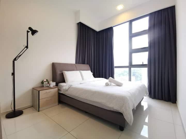 [TheR] Comfy Home at Bukit Bintang, Kuala Lumpur