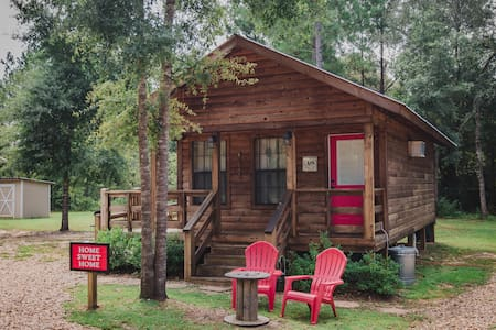 """Home Sweet Home"" - The Cabins at Brookside"