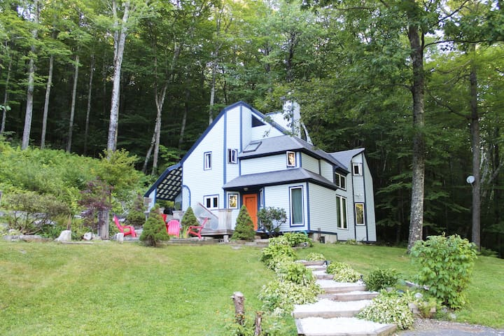 Private yet close to all Southern Vermont has to offer!