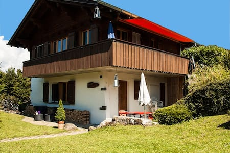 Schöne Wohnung in Pistennähe - Reichenbach im Kandertal
