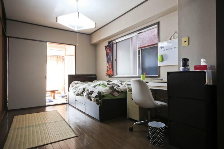 asakusa & skytree 1minute 5Bed wifi - Sumida–ku  - Lägenhet