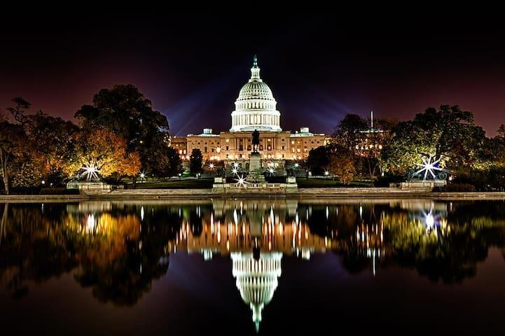 East Capitol Escape for 2 - Washington - Haus