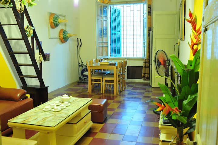 Maison Dung_Homestay Old Town Area