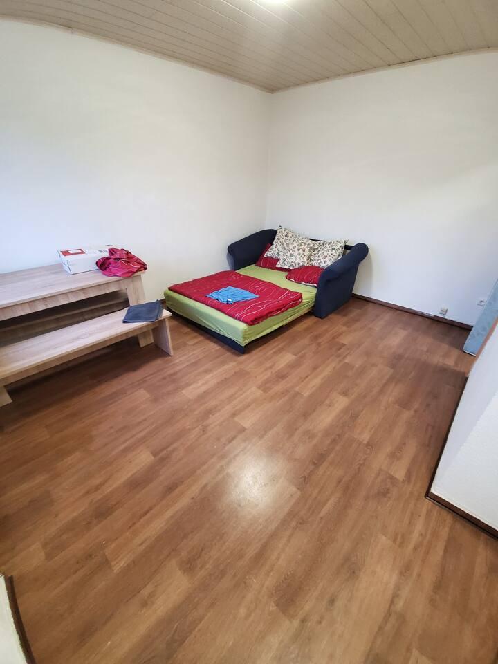 1-Zimmer Wohnung in Bad Wörishofen
