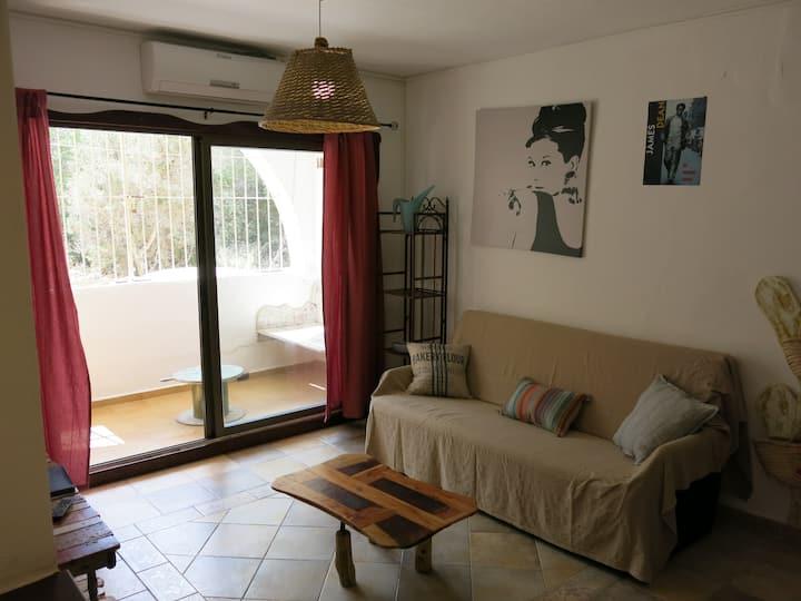 Lorenzo apartment Es Pujols
