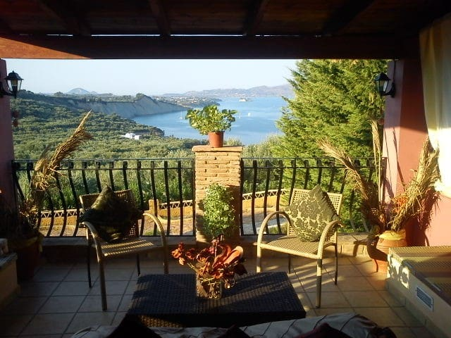 AtheneaVillas 1 Bedroom Villa Big Terrace Sea View - Limni Keriou - Talo