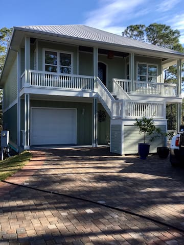 Rainey's Rest, B and B on Choctawhatchee bay