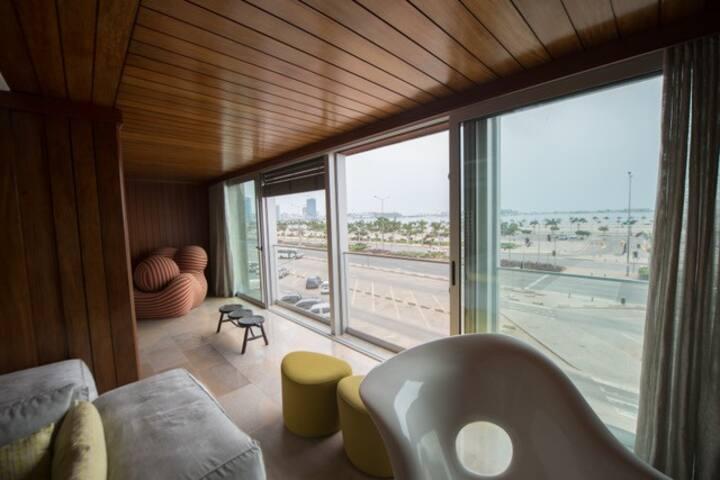 2 Bedroom Luanda Bay Modern Oasis