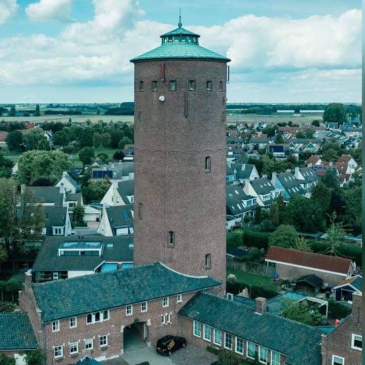 B&B de Watertoren; LUXE