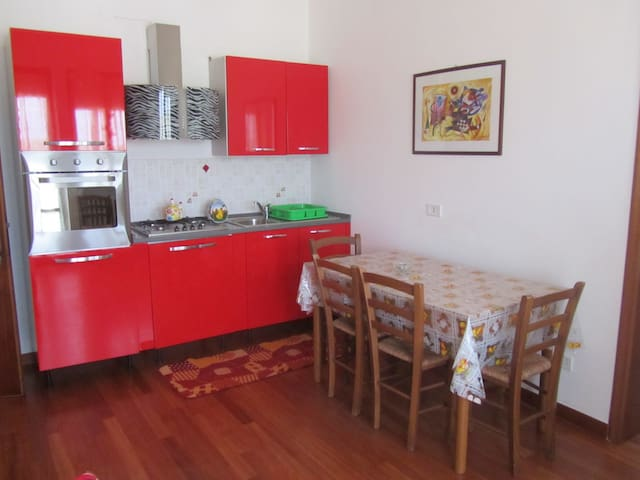 Trilocale Vista Mare a 50 Metri dal Centro Storico - Otranto - Apartament