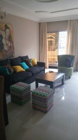 Prime Modern Fully Serviced Flat