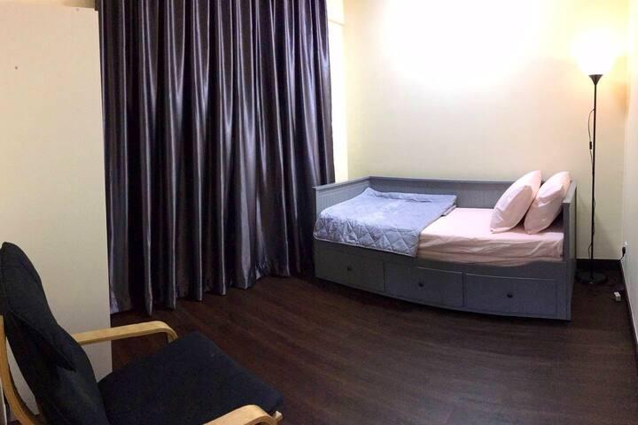 Modern and comfort place near Ikea, Aeon Tebrau