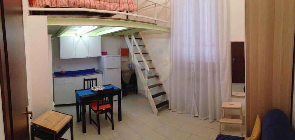 Open space loft su 2 livelli - Milán - Loft