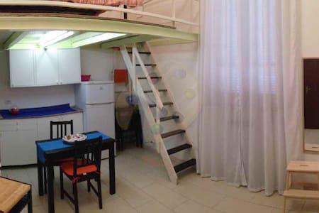Open space loft su 2 livelli - Milan