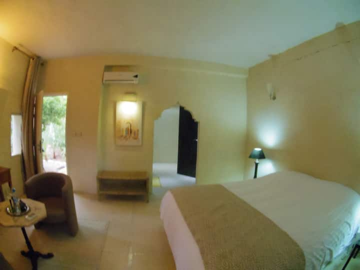 Suite junior 16 jardin - Riad  Prestige du Souss -