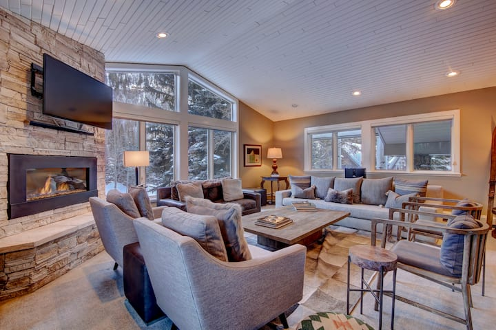Vail BoothCreek Ski Vacation Home