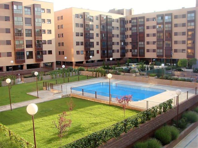 Madrid Airport Apartments