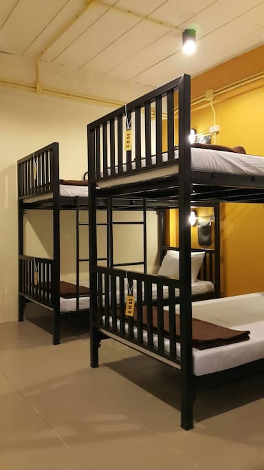 mix dormitory  The price per bed