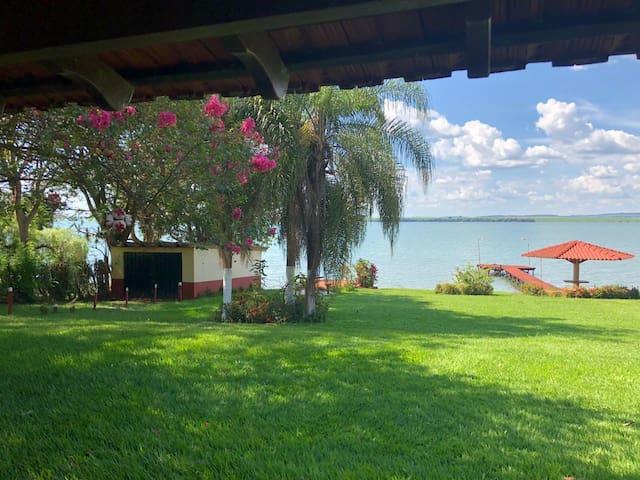 Aconchegante Casa de Campo, Rancho Paraíso